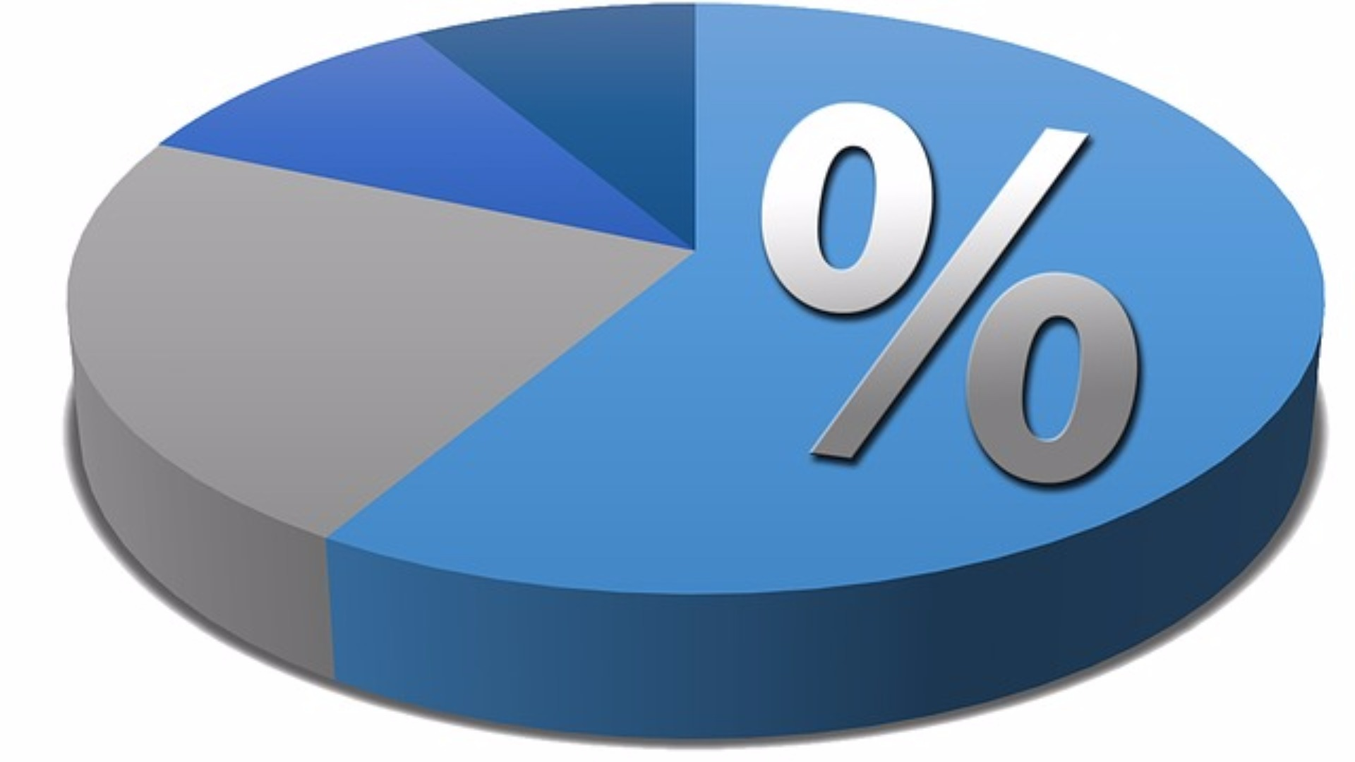 ブログの内容の割合を考える