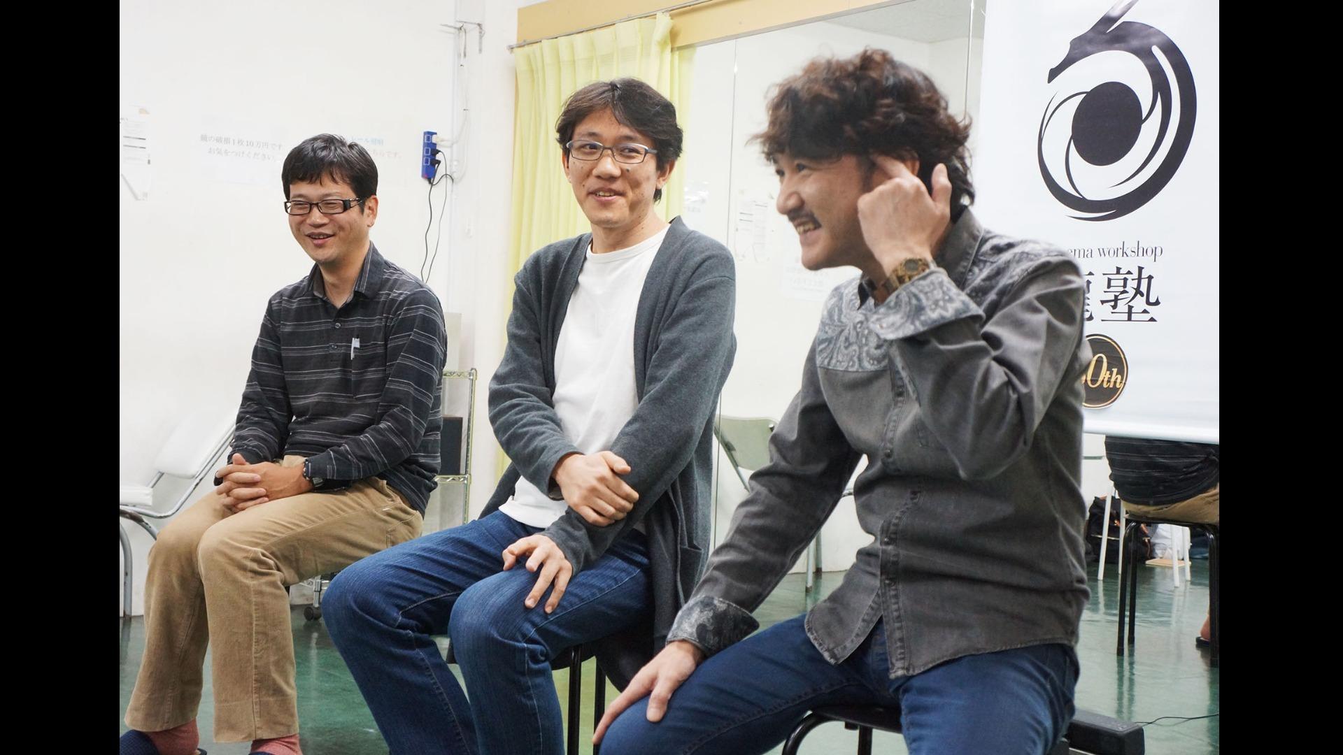 【イベント模様】龍塾×シナリオランド