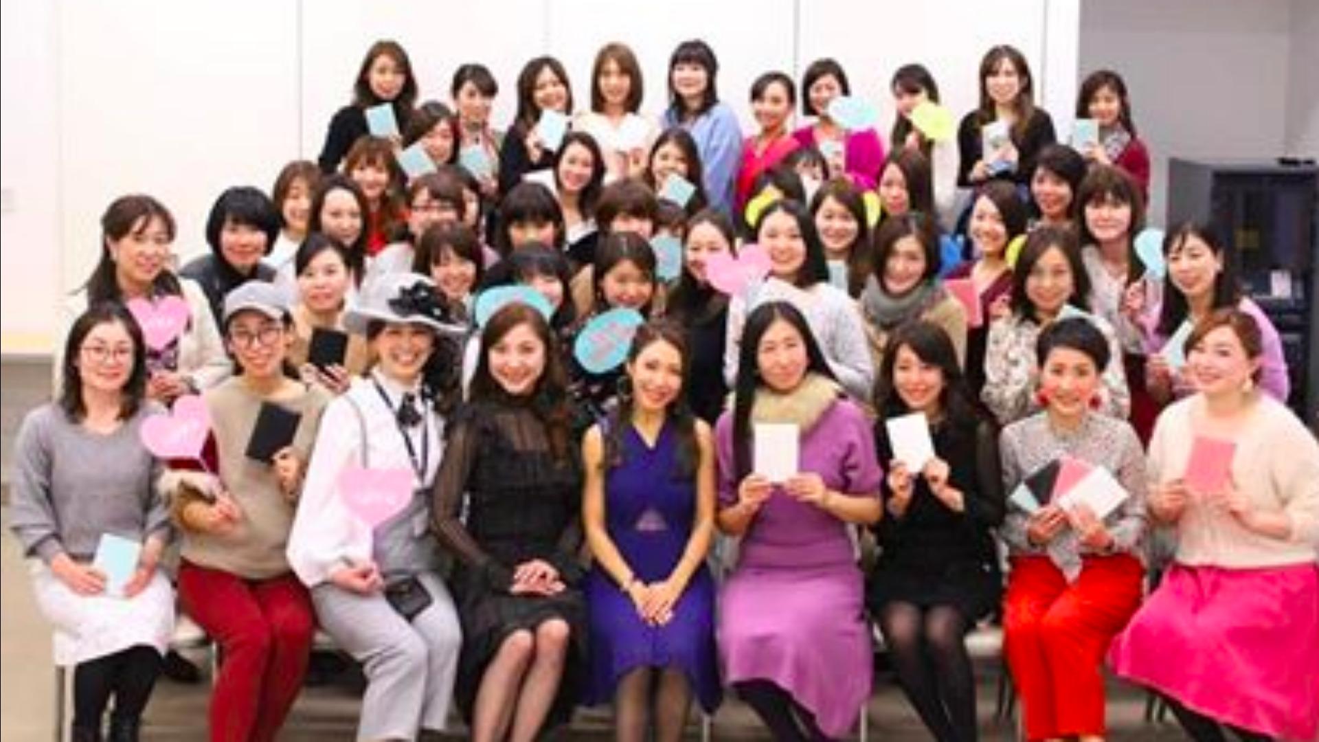 手帳セミナー「劇的に自分を変える方法」 in大阪