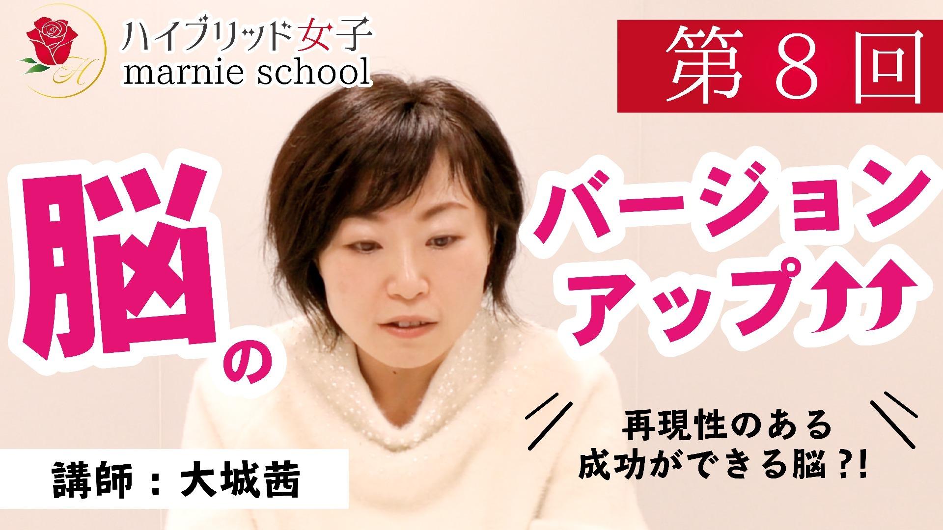 【中級編】Marnie school 第8回