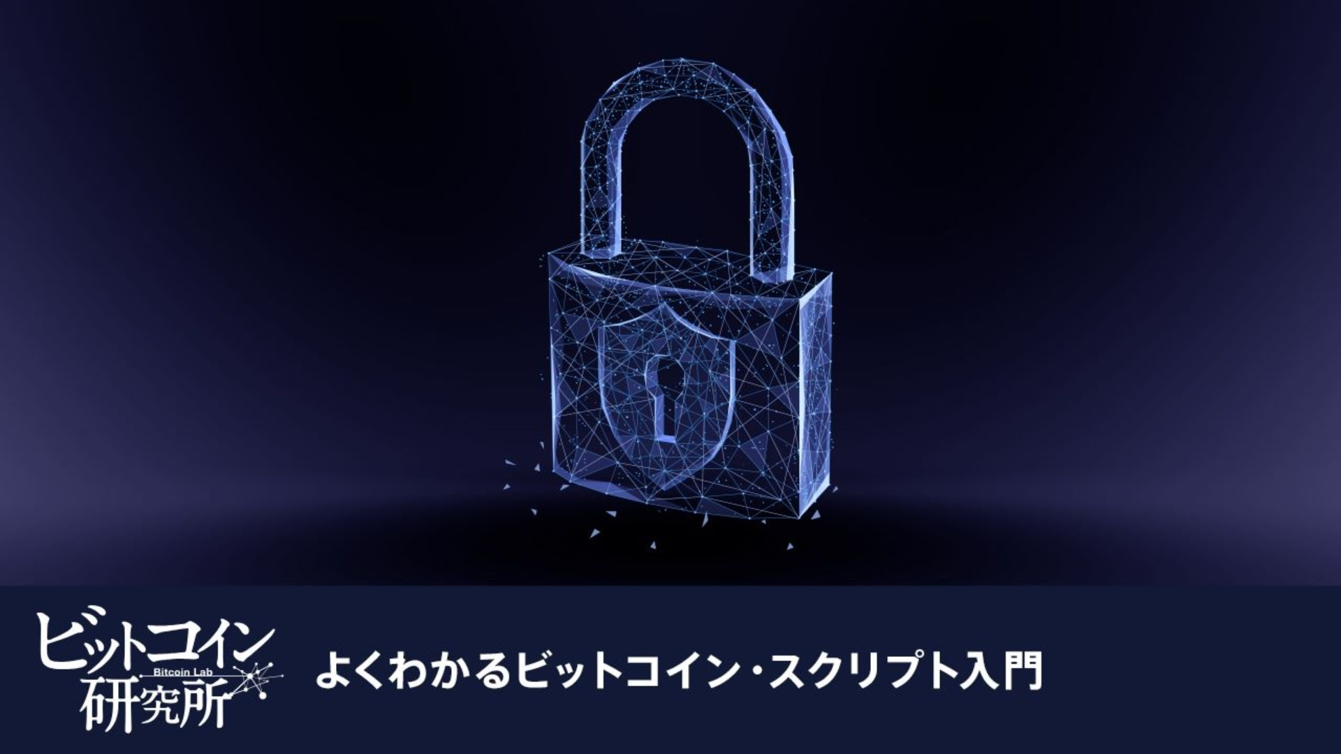 【レポート No.50】よくわかるビットコイン・スクリプト入門