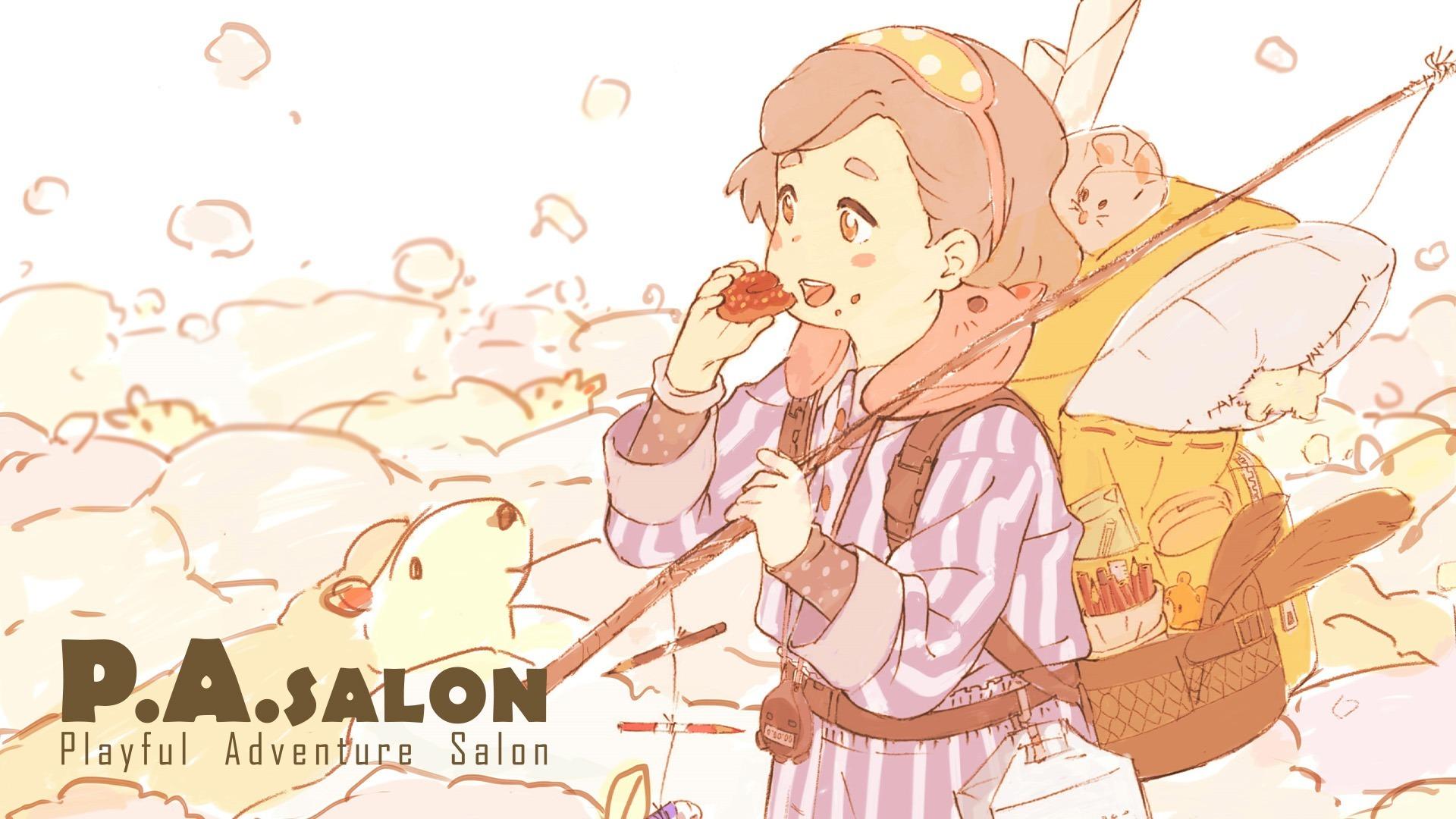 P.A.SALON CM動画
