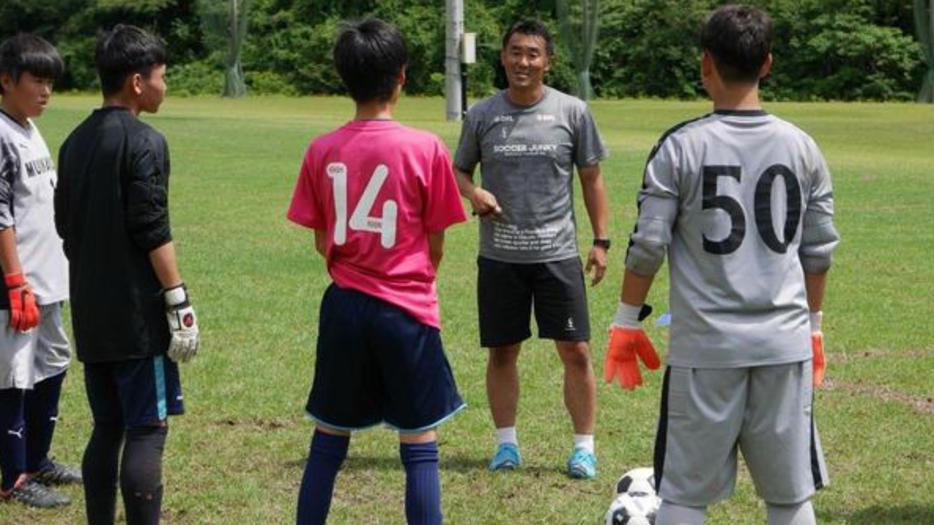 澤村コーチの指導を体感!