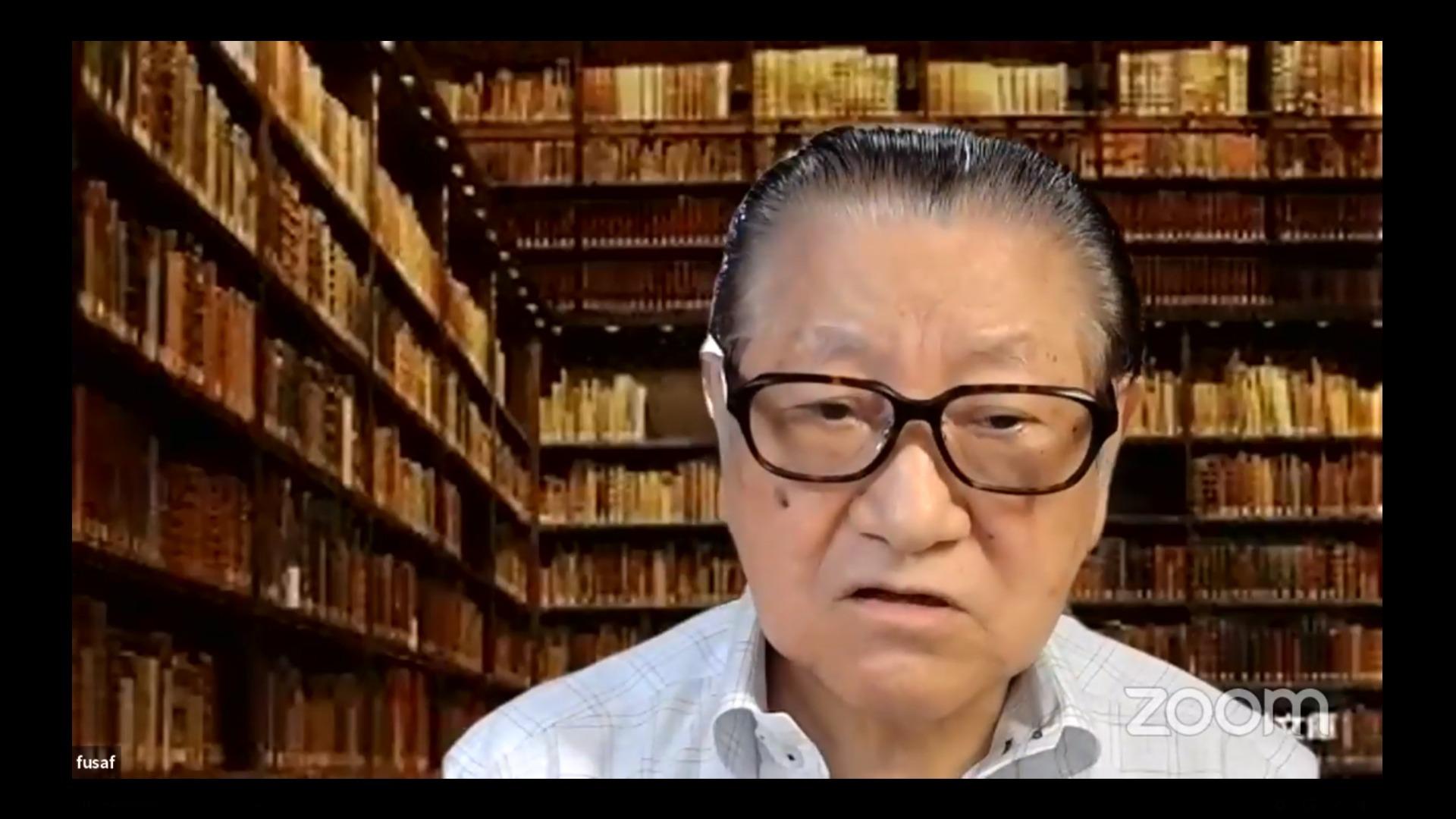 【イベント模様】伝説の脚本家・石森史郎 オンライントークライブ