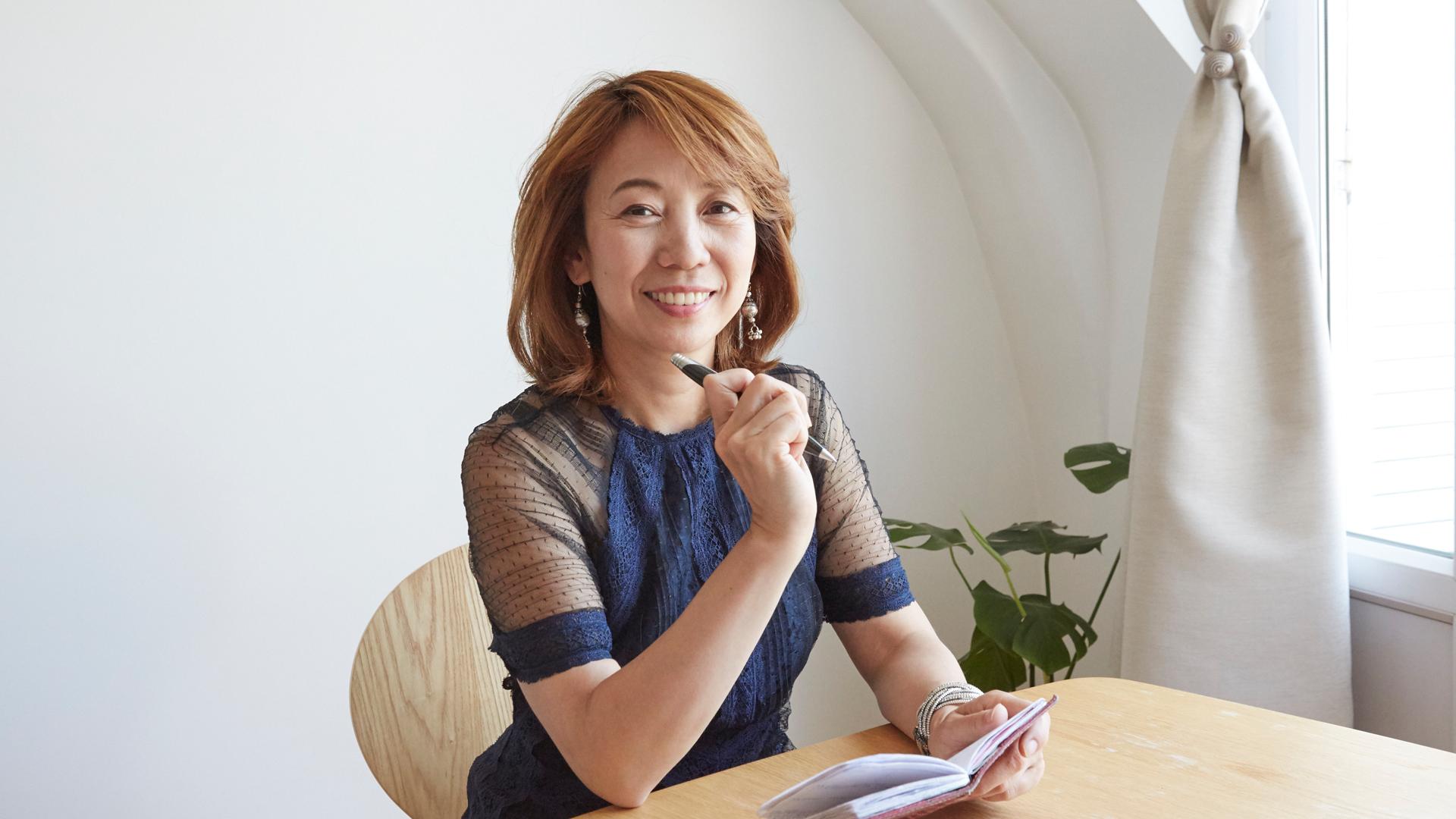 へそ道®️考案者 入江富美子