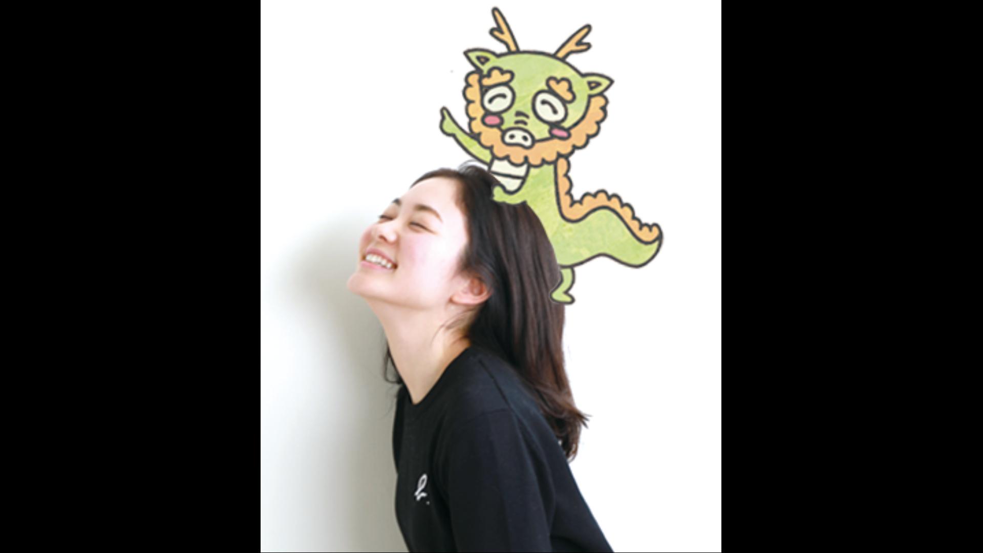 田村愛 and 竜ちゃん