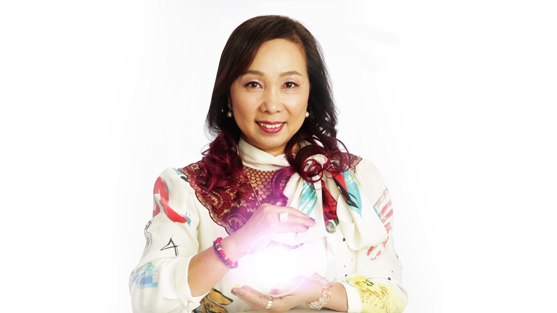 スピリアルライフ提唱者 穴口恵子