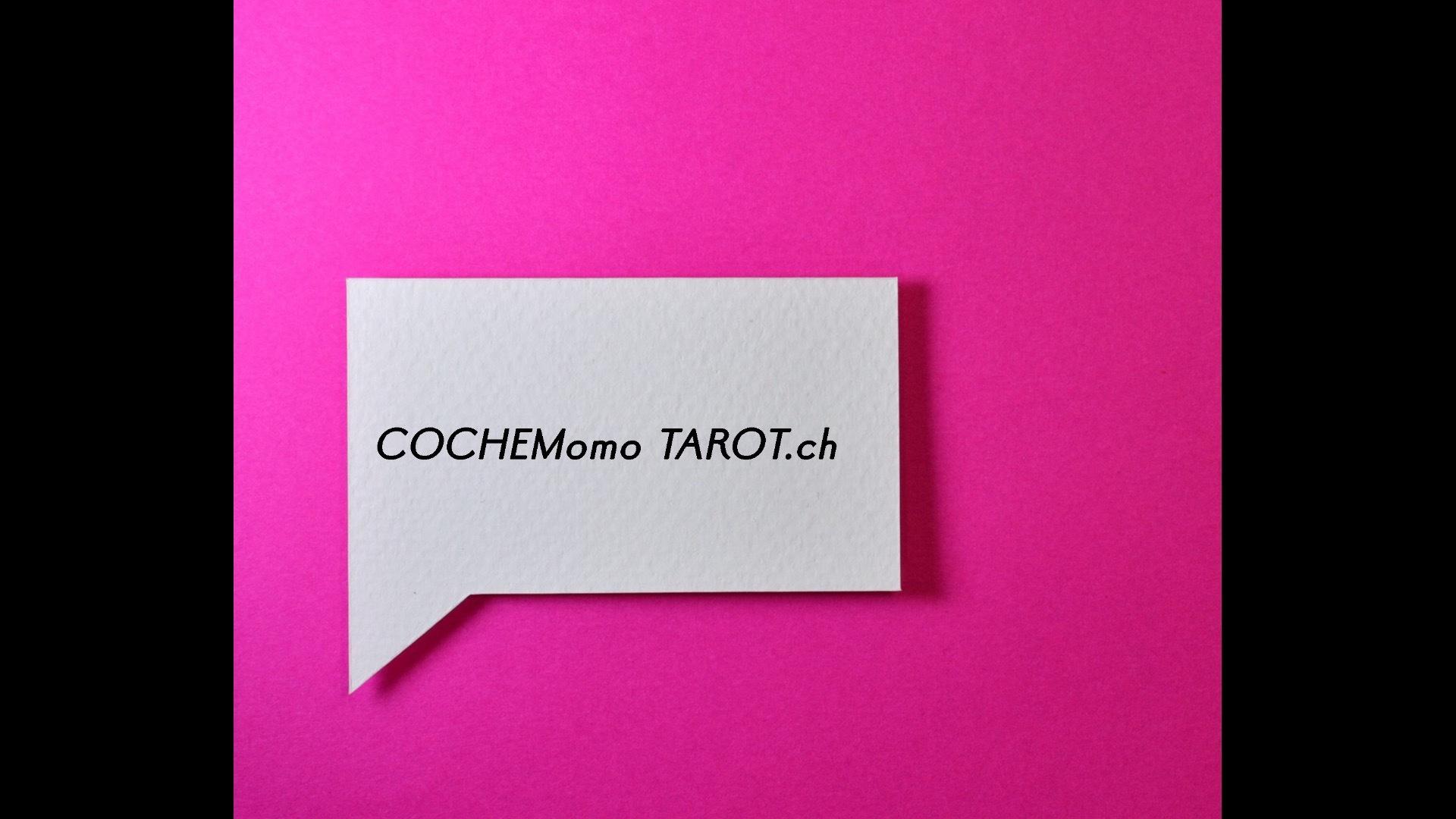COCHEMomo Tarot (コケモモ タロット)