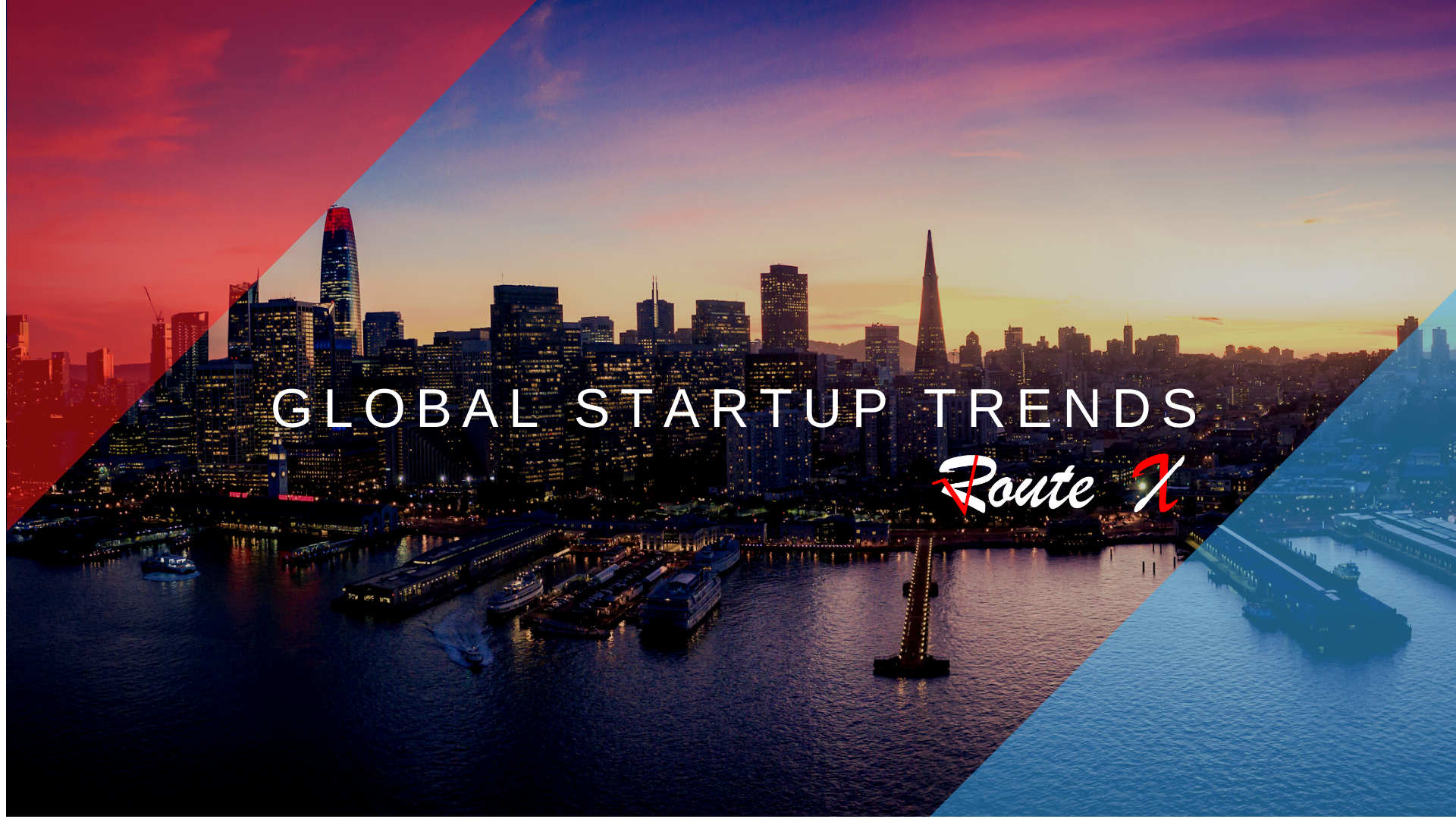 海外スタートアップトレンドから読み解く、成長市場と新規事業の創り方
