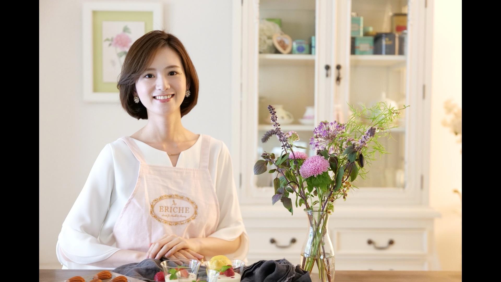 美容料理家/ERICHE代表  松野エリカ