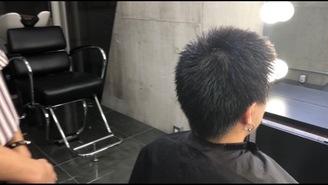 【会員限定】 ブリーチ+カラー技術: メンズハイトーン計画