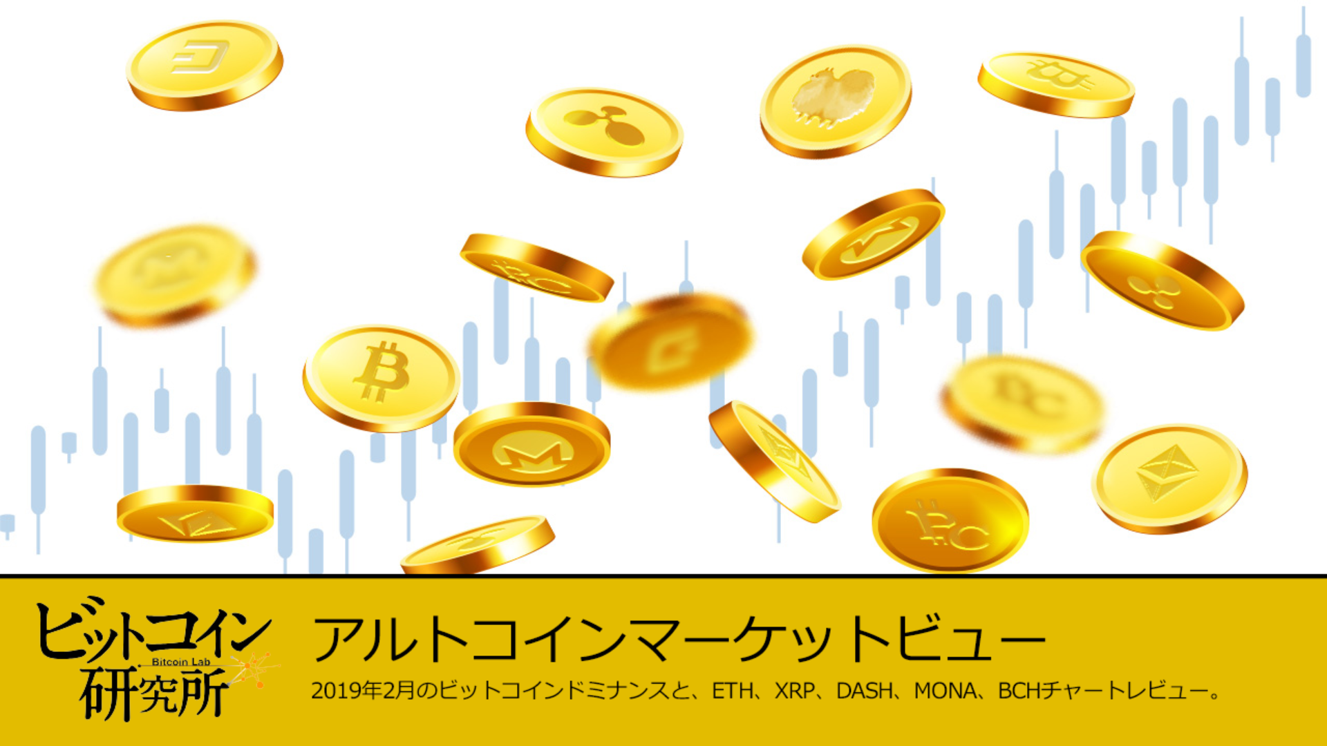 アルトコインマーケットビュー(2019年2月の振り返り)