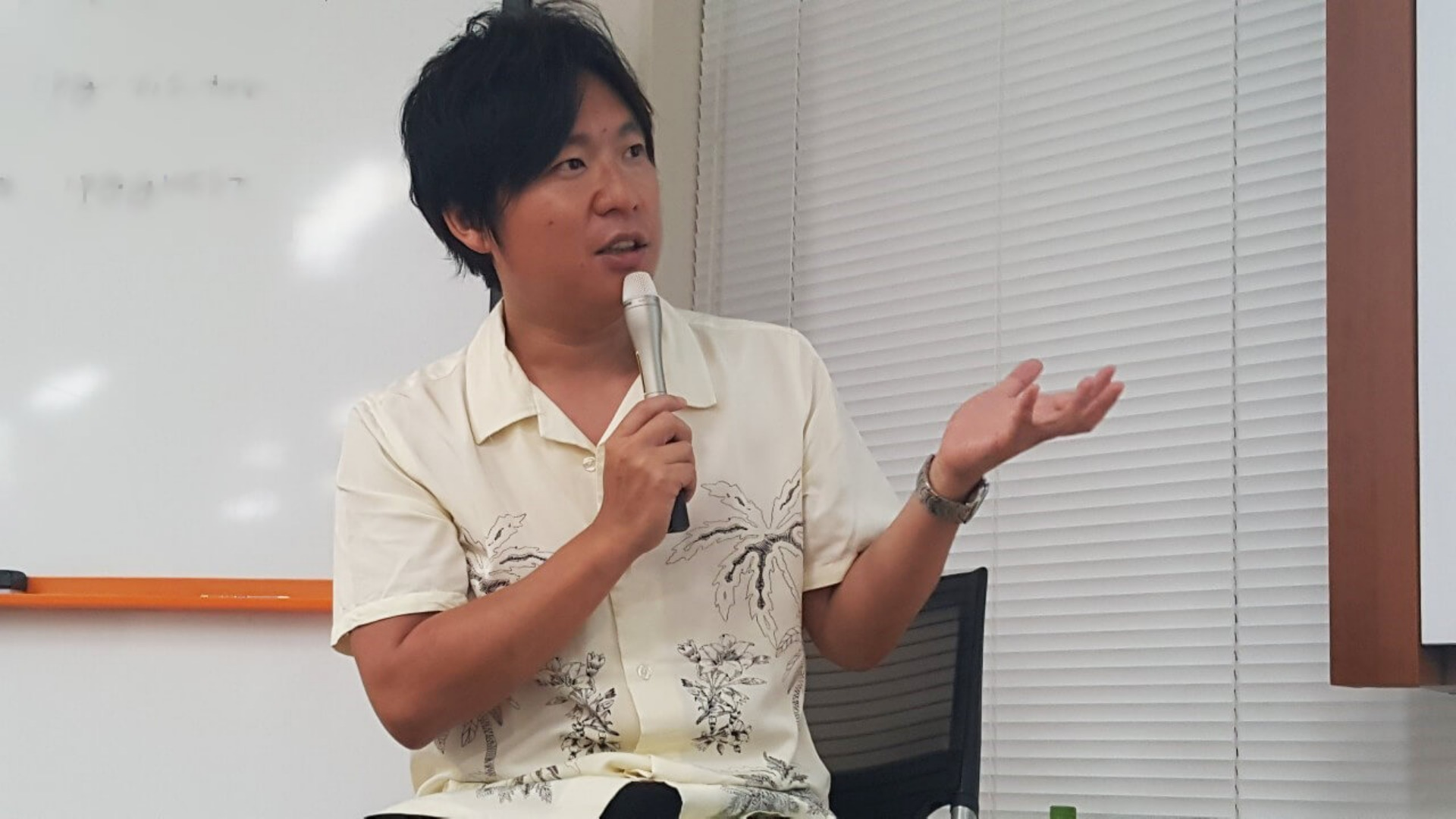 【イベント模様】打ち合わせの極意~脚本家がクリエイトする会議術~