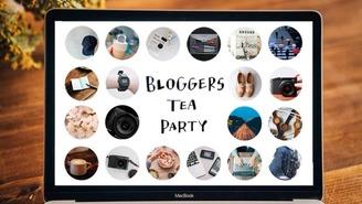 BLOGGERS TEA PARTY -それ、記事にしてみたら?- 堀口英剛