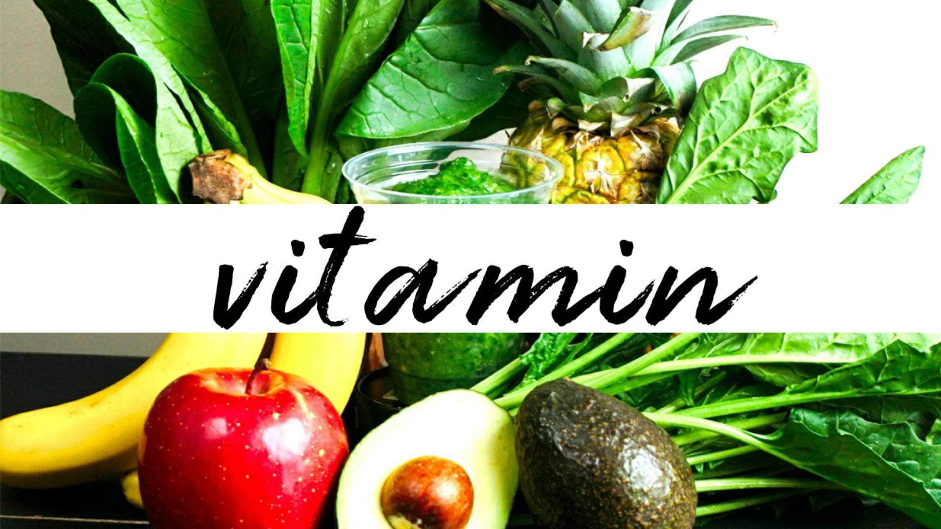 Vitamin 働く女性たちへ