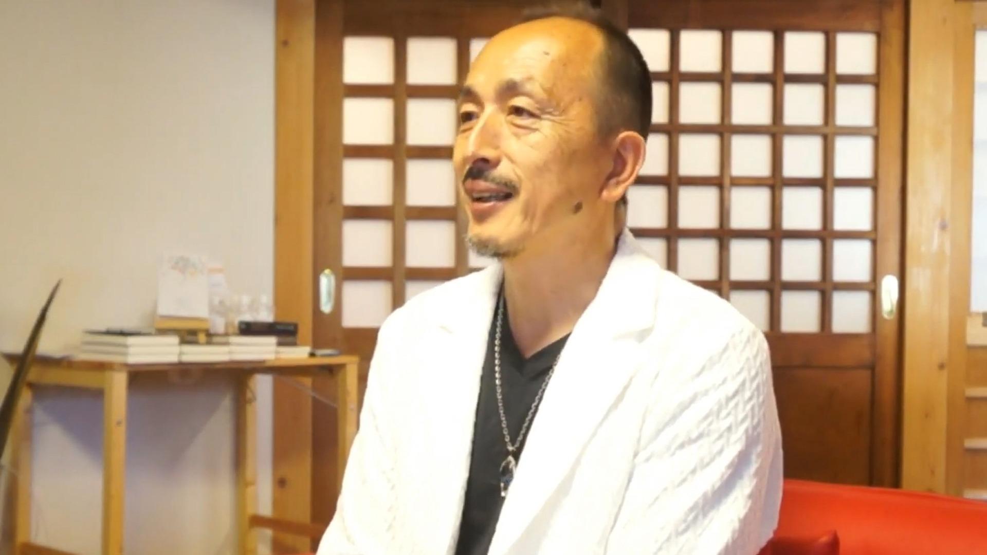 天無神人(アマミカムイ)・吉岡学
