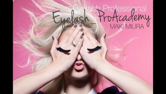 Eyelash Pro Academy Maki Miura